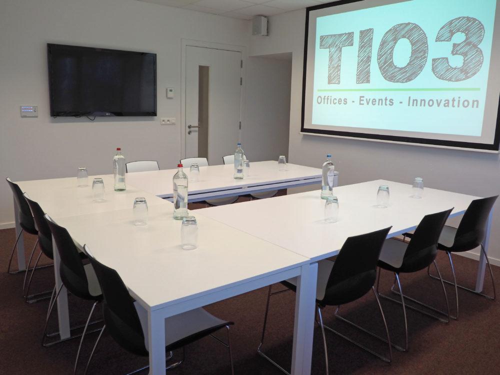 TIO3 vergaderzalen