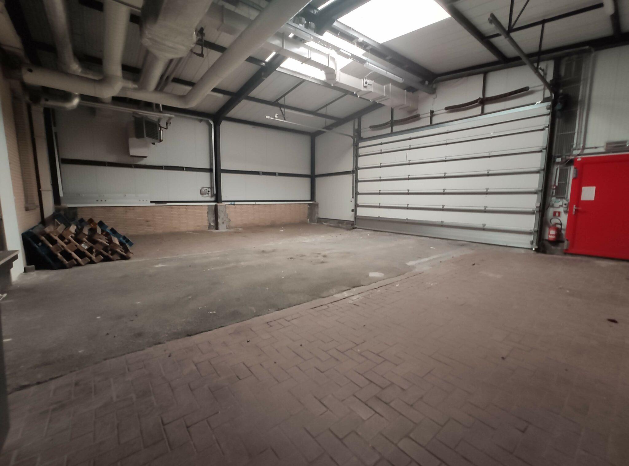 Garage voor stockage tio3
